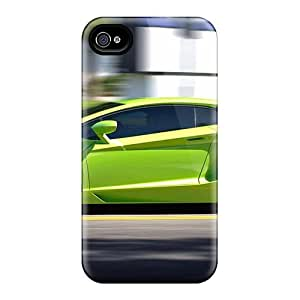 Cases Covers Compatible Ipod Touch 4 Hot Cases/ Lamborghini Aventador In Motion