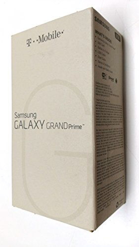 Samsung Galaxy Grand Prime (T-Mobile) Gray by Samsung