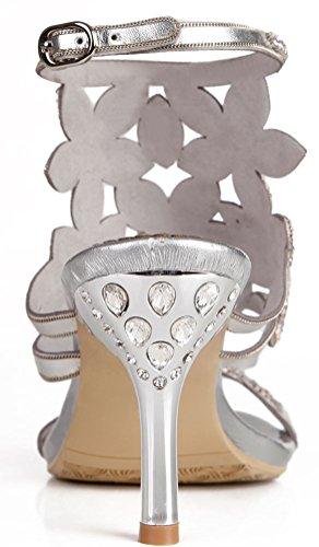 Salabobo Bride Arriere Femme Silver(st) TVCcx