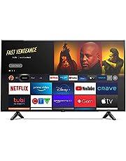 "Introducing Amazon Fire TV 50"" 4-Series 4K UHD smart TV"