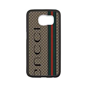 Gucci Logo For Samsung Galaxy S6 Custom Cell Phone Case Cover 99UI962386