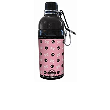 Pet Water Bottle Princesa mascota botella de agua, 500 ml