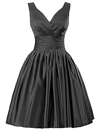 YIRENWANSHA 2018 Homecoming Dress Plus Size Knee Length