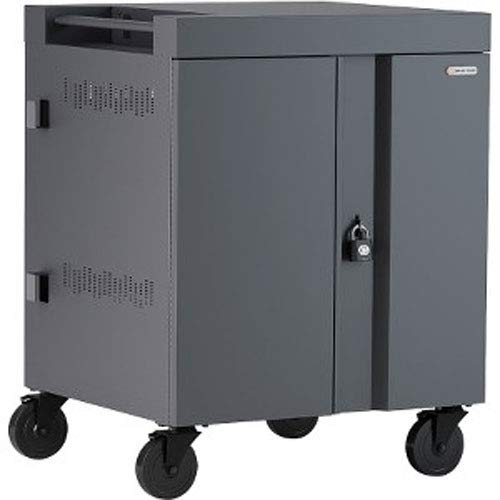 Bretford Cube Charge Cart 36 Accharcoal from Bretford