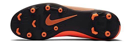 6 MG Nike EU Unisex Adulto 42 T 810 Black Orange Zapatillas 5 Superfly de Deporte Total Club tFtq1w