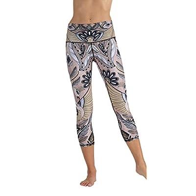 Hot Yoga Democracy Eco-Friendly Desert Goddess Leggings (Crops) hot sale