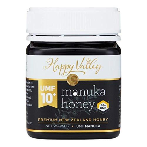 Happy Valley UMF 10+ Manuka Honing (MGO 263+), 250g (8.8oz)