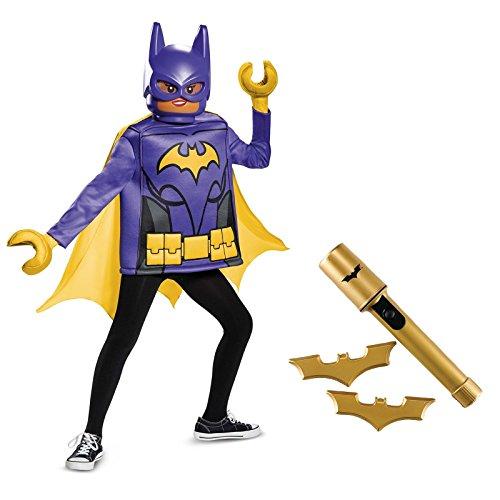 Batgirl Lego Movie Classic Child Costume Kit