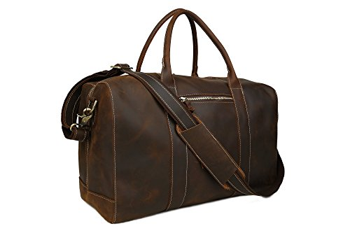 Leather Cabin Luggage - 8