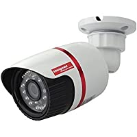 Vangold 1280960P 1.3MP Network PoE White Mini Bullet Camera outdoor/indoor Security Onvif Waterproof Night Vision P2P IP Camera IR Cut Filter 3.6mm Lens
