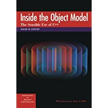 Inside the Object Model: The Sensible Use of C++