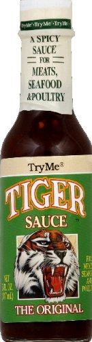 Price comparison product image Try Me Tiger Sauce 5 OZ (pack of 2)