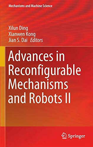 Advances in Reconfigurable Mechanisms and Robots II for sale  Delivered anywhere in Canada