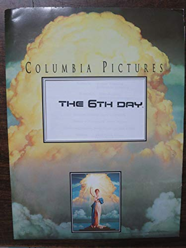 The 6th Day (2000) Press Kit Ahnuld fights his clones! Robert Duvall Scifi