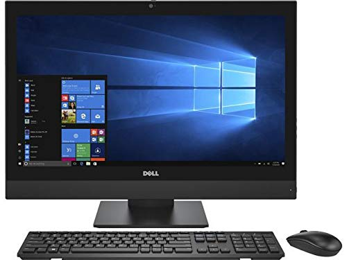 Dell OptiPlex 7450 23.8in FHD Touchscreen All-in-One Desktop PC - Intel Core i7-6700 3.4GHz, 16GB, 256GB SSD, DVDRW, Webcam, Windows 10 Pro (Renewed)