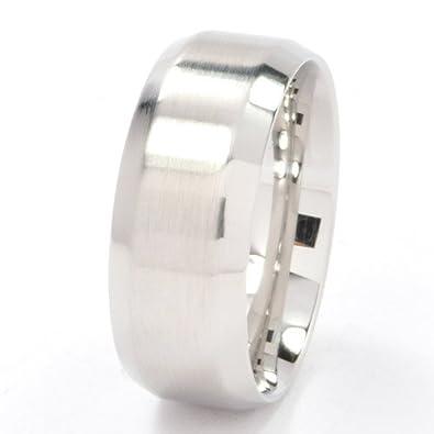 Men S Cobalt Wedding Rings Cobalt Chrome Wedding Bands Usa Made
