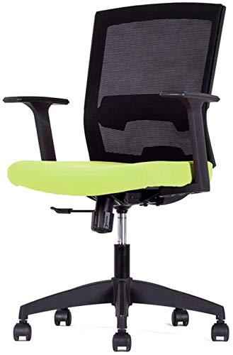 Kontorsstol E-sportstol ergonomi chef stol höjd justerbar skrivbordsstol datorstol hem 360° rotera knästol