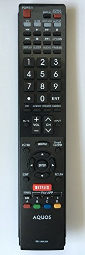 new-tv-remote-gb118wjsa-for-sharp-tv-gb004wjsa-ga935wjsa-ga890wjsa-gb105wjsa-tv-video-audio-accessor