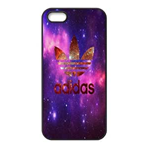 The logo of Adidas Case For Samsung Note 2 Cover Black Case Hardcore-4