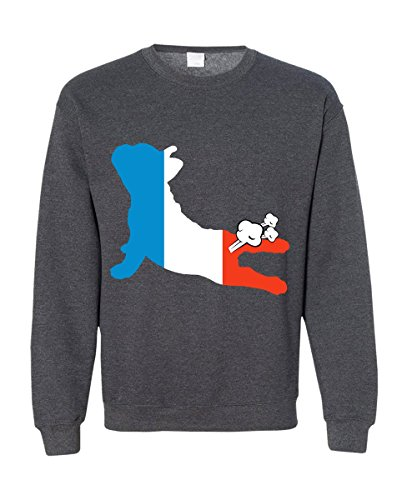 French Bulldog Yoga Funny Sweater For Men, Woman Who Love Bull Dog And Yoga Picture