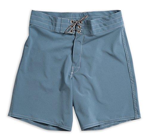 Birdwell Men's Stretch Board Shorts - Medium Length (36, Federal Blue)