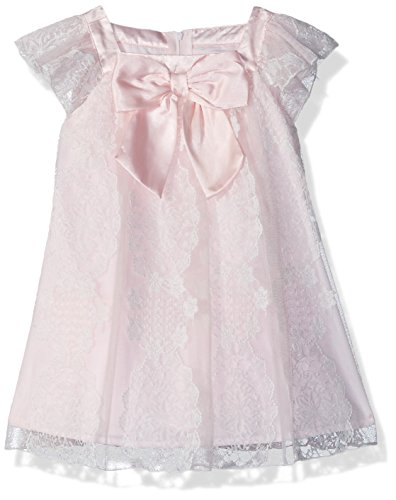 Biscotti Baby Girl's Fairytale Endings Dress Dress, pink, 24M