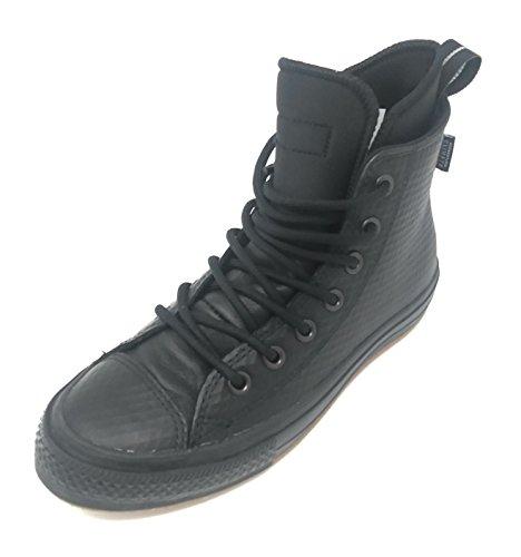 Converse CTAS II Chuck Taylor All Star Boot HI Black/Black/White/4.5 Mens/6.5 Womens