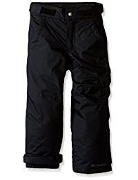 Columbia Big Boys Ice Slope II Pant, Black, Large
