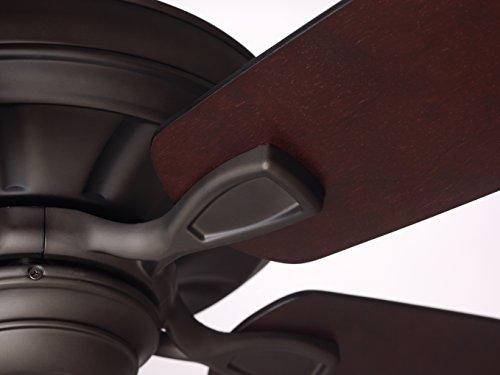 Emerson Carrera, 60-Inch Fan, Light Kit Adaptable, Oil Bronze