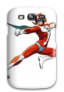 Hard Plastic Galaxy S3 Case Back Cover,hot Polymar Hurricane Case At Perfect Diy
