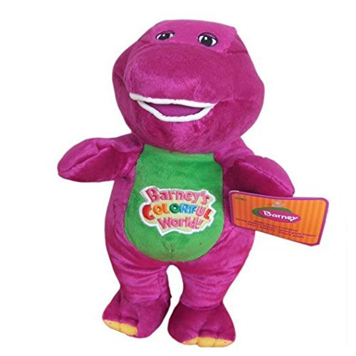Barney I Love You Singing Plush Doll