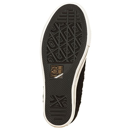 38 Woz Sneakers Nero Con Interna Zeppa 4SXASrx