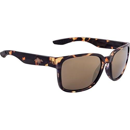Alpina Darcon - Lunettes cyclisme - orange/noir 2018 lunettes uvex