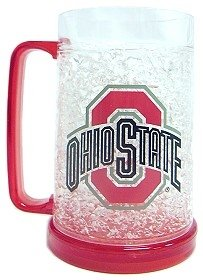 Ohio State Buckeyes Crystal Freezer - Crystal Ohio State