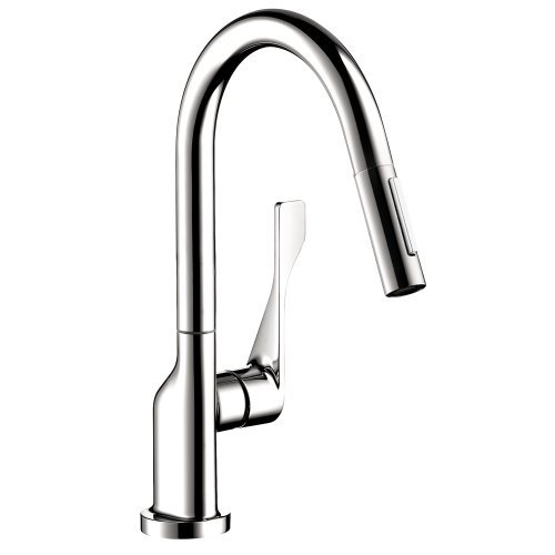 Hansgrohe Chrome Pull Down Faucet Pull Down Chrome