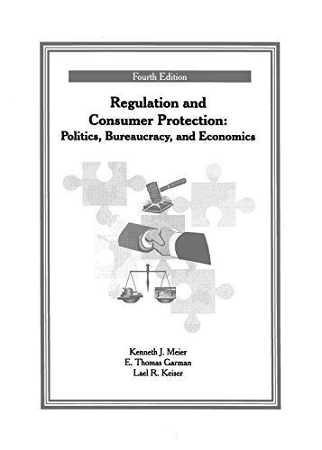 Regulation and Consumer Protection