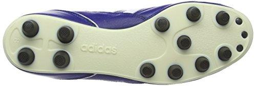 Adidas Kaiser 5 Liga Mens Scarpe Da Calcio Tacchetti Da Calcio Blu Royal Nero Bianco B34253