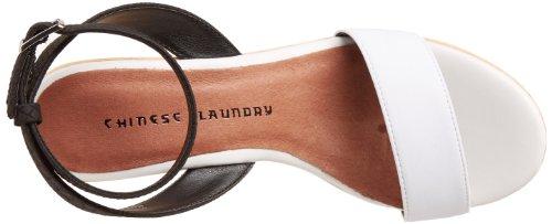 Chinese Laundry Out of Sight Lona Sandalia Plataforma