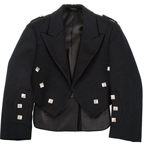 Boys Prince Charlie Kilt Jacket Size BS - Kilt Charlie Prince