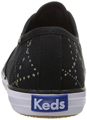 Keds Dames Taylor Swift Lazer Lights Fashion Sneaker Zwart