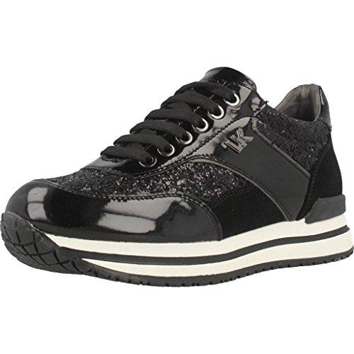 Lumberjack SW04805-007 Sneakers Frau Schwarz