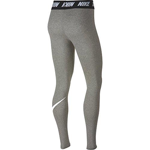 2f97aec7a4894 ... NIKE Women's Sportswear Club Leggings, Dark Grey Heather/White, ...