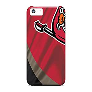 High Quality Phone Cover For Iphone 5c With Customized High-definition Tampa Bay Buccaneers Series ErleneRobinson