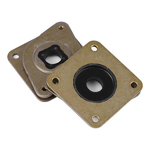 5PCs Nema 17 Motor Vibration Damper Gasket for CNC 3D Printer Metal Shock Absorber (Damper Gasket)