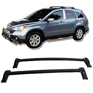 2007 2011 Honda Crv Cr V Oem Quality Black Roof Rack Cross