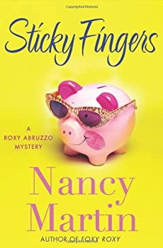 Sticky Fingers 0312573731 Book Cover