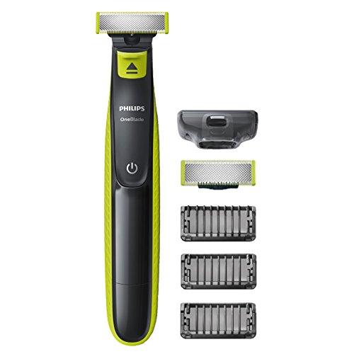 🥇 Philips QP2520/30 OneBlade – Recortador de barba