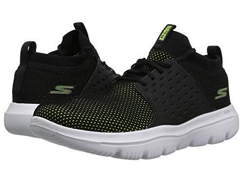 [SKECHERS(スケッチャーズ)] メンズスニーカー?ランニングシューズ?靴 Go Walk Evolution Ultra Turbo Black/Lime 11 (29cm) D - Medium