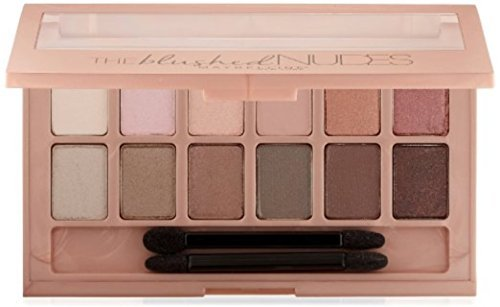 Myb Eyeshadow Palette Nud Size .34z Maybelline The Palettes