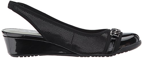 Klein Curve Women's Black Anne Fabric Fabric Pump Multi AqwHxqnRgF